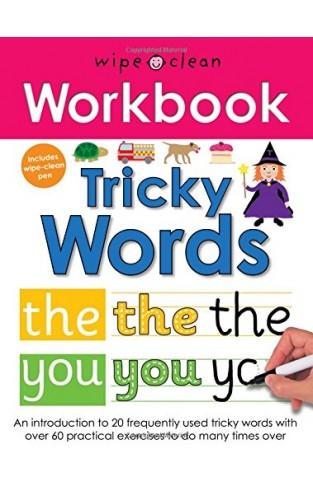 Tricky Words: Wipe Clean Workbooks