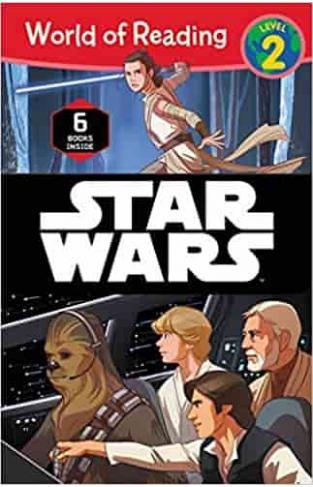 World of Reading Star Wars Boxed Set: Level 2 (World of Reading: Level 2)