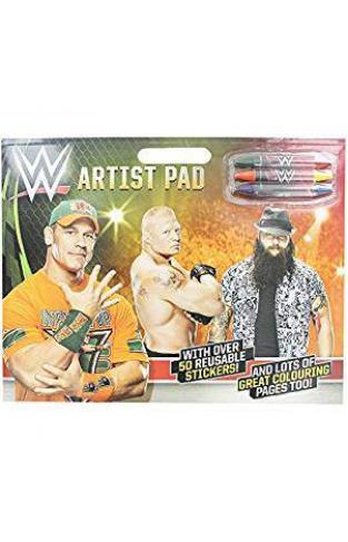 WWE Artist Pad