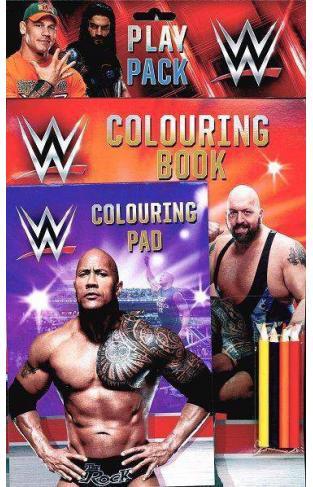 WWE Play Pack