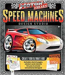 Speed Machines: Motor Freaks