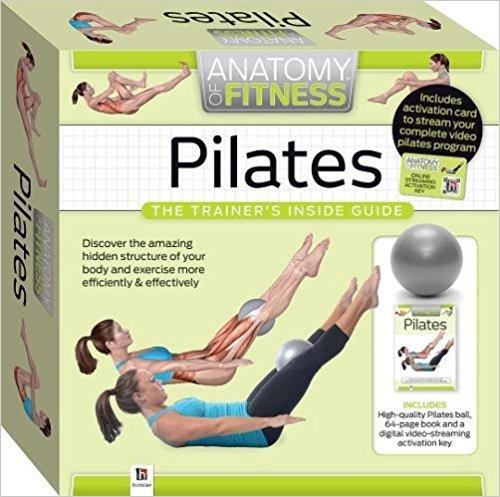 Anatomy of Fitness: Pilates (tuck box)