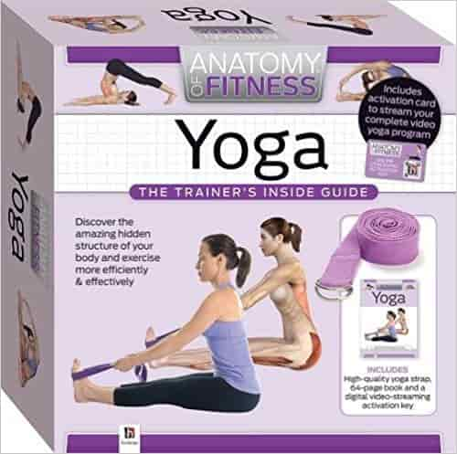 Anatomy of Fitness: Yoga (tuck box)