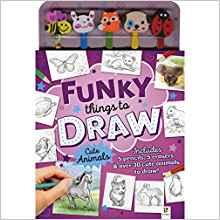 Funky Things 5-Pencil Set