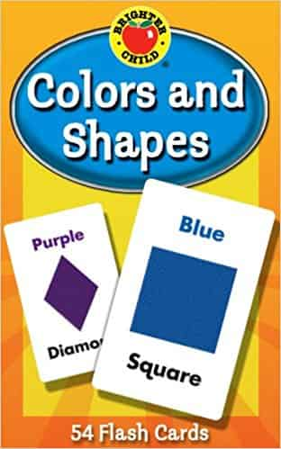 Playpals Flash Cards: Shapes and Colours