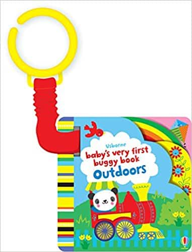 Baby's Very First Buggy Book Outdoors (Baby's Very First Books)
