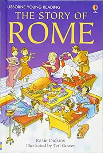 The Story of Rome (Young Reading (Series 2)) (3.2 Young Reading Series Two (Blue))
