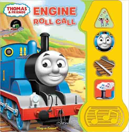 Thomas and Friends: Engine Roll Call