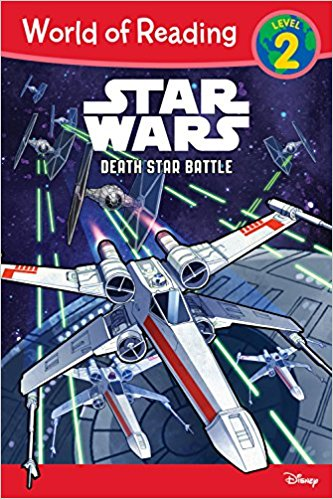 Star Wars: Death Star Battle (World of Reading: Level 2)
