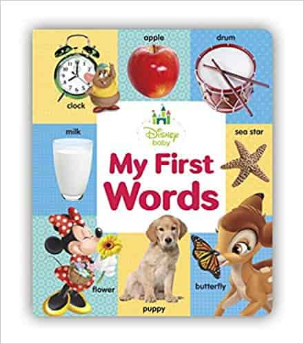 My First Words (Disney Baby)