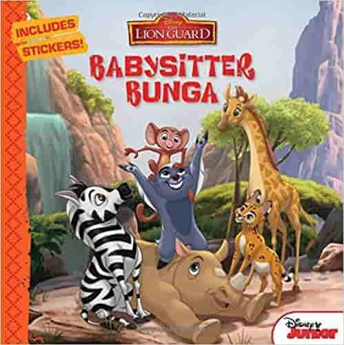babysitter Bunga (The Lion Guard)