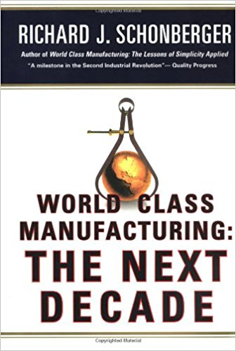 World Class Manufacturing: The Next Decade - Building Power, Strength and Value