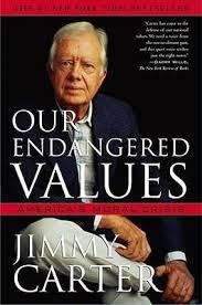 OUR ENDANGERED VALUES. America's Moral Crisis
