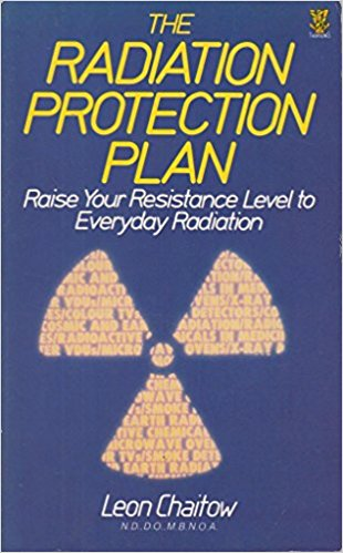 The Radiation Protection Plan: Raise Your Resistance Level to Everyday Radiation