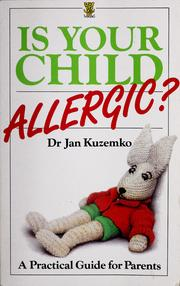 Is Your Child Allergic?