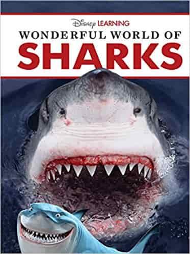 Wonderful World of Sharks (Disney Learning)