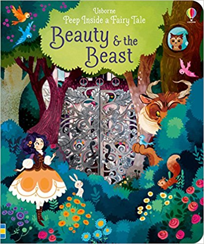 Peep Inside a Fairy Tale Beauty & the Beast (Peep Inside a Fairytale)