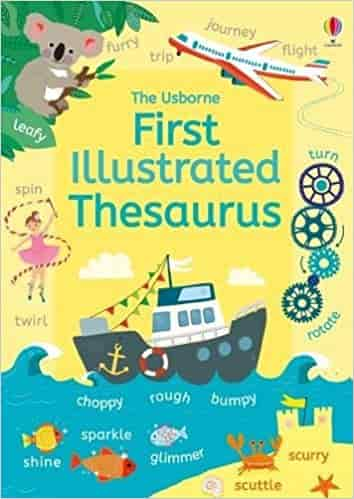 First Illustrated Thesaurus (Illustrated Dictionaries and Thesauruses) (Illustrated Dictionary)