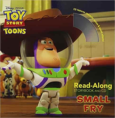 Toy Story Toons: Small Fry [With CD (Audio)] (Disney Read-Along)