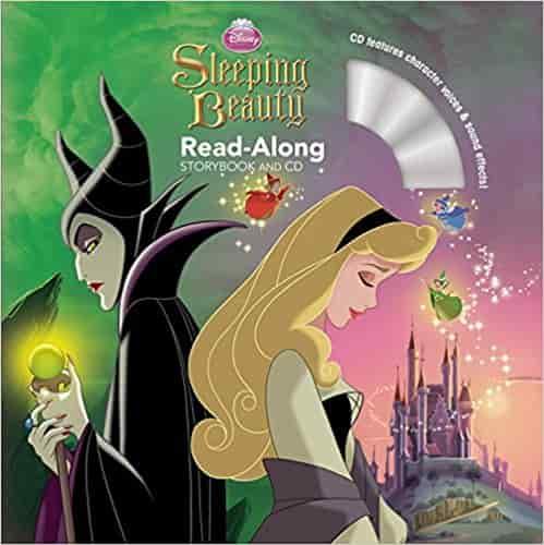 Sleeping Beauty Read-Along (Disney Princess (Disney Press Unnumbered))