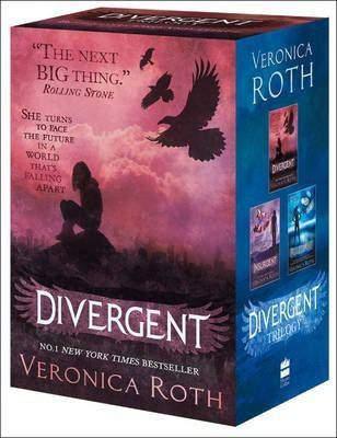 Divergent Series Boxed Set books 13