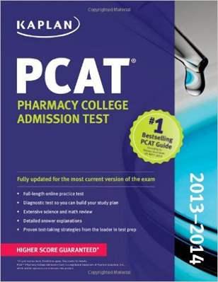 Kaplan PCAT 20132014