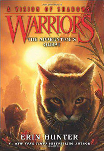 Warriors A Vision of Shadows The Apprentice's Quest