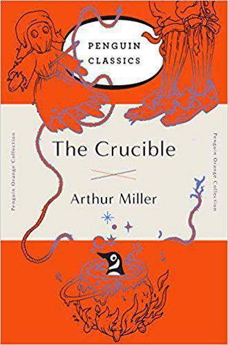 The Crucible: Penguin Orange Collection