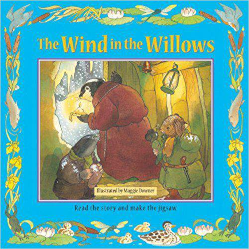 The Wind in the Willows: Read the story and make the puzzle