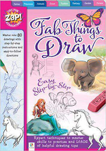 Zap Fab Things to Draw