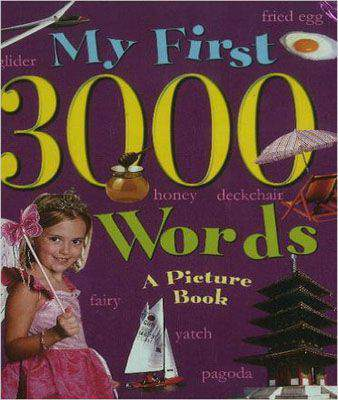 My First 3000 Words: A Picture Book