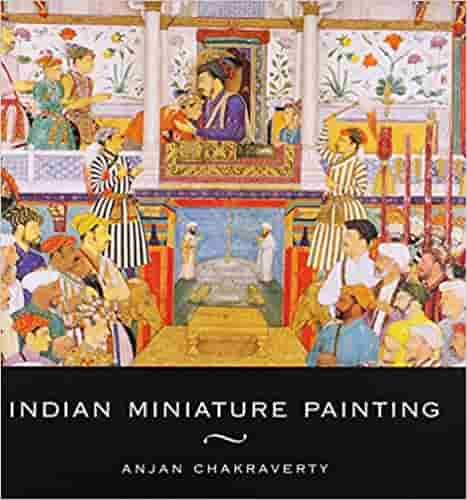 Indian Miniature Paintings (India Crest)