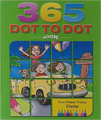 365 Dot to Dot Book