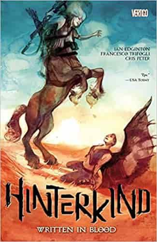 Hinterkind Volume 2 : Written in Blood