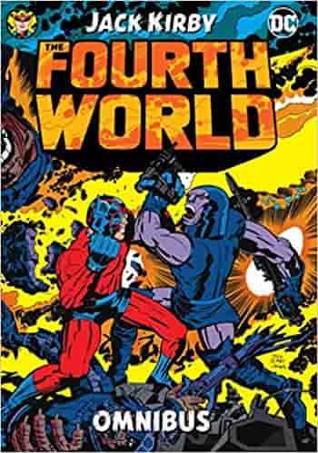 Fourth World by Jack Kirby's Omnibus