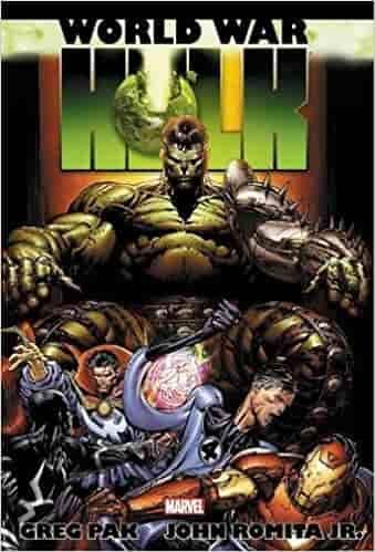 Hulk: World War Hulk Omnibus