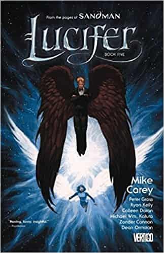 Lucifer Book Five TP