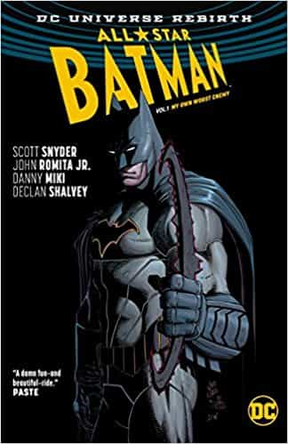 All Star Batman HC Vol 1 My Own Worst Enemy (Batman - All Star Batman (Rebirth))