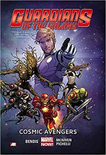 Guardians of the Galaxy Volume 1: Cosmic Avengers (Marvel Now) (Guardians of the Galaxy (Marvel))