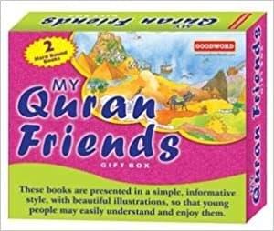 My Quran Friends Gift Box (2 Hard Bound books)