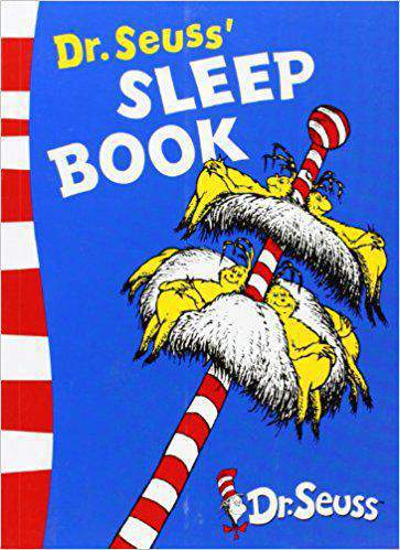 Dr. Seuss' Sleep Book: Yellow Back Book   -   ( PB )