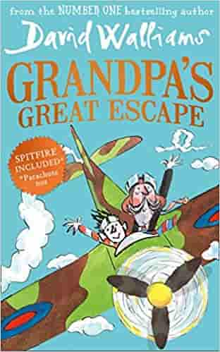 Grandpa's Great Escape   -  Paperback