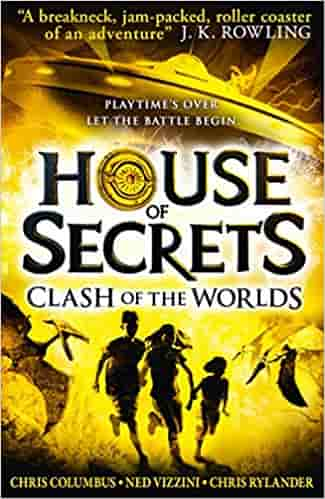 House Of Secrets - Clash Of The Worlds Paperback -
