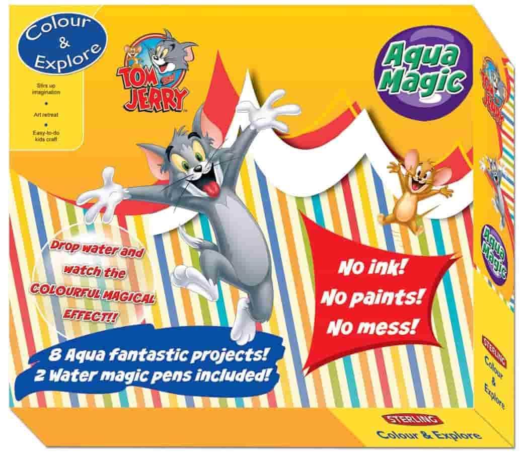 Aqua Magic Tom and Jerry