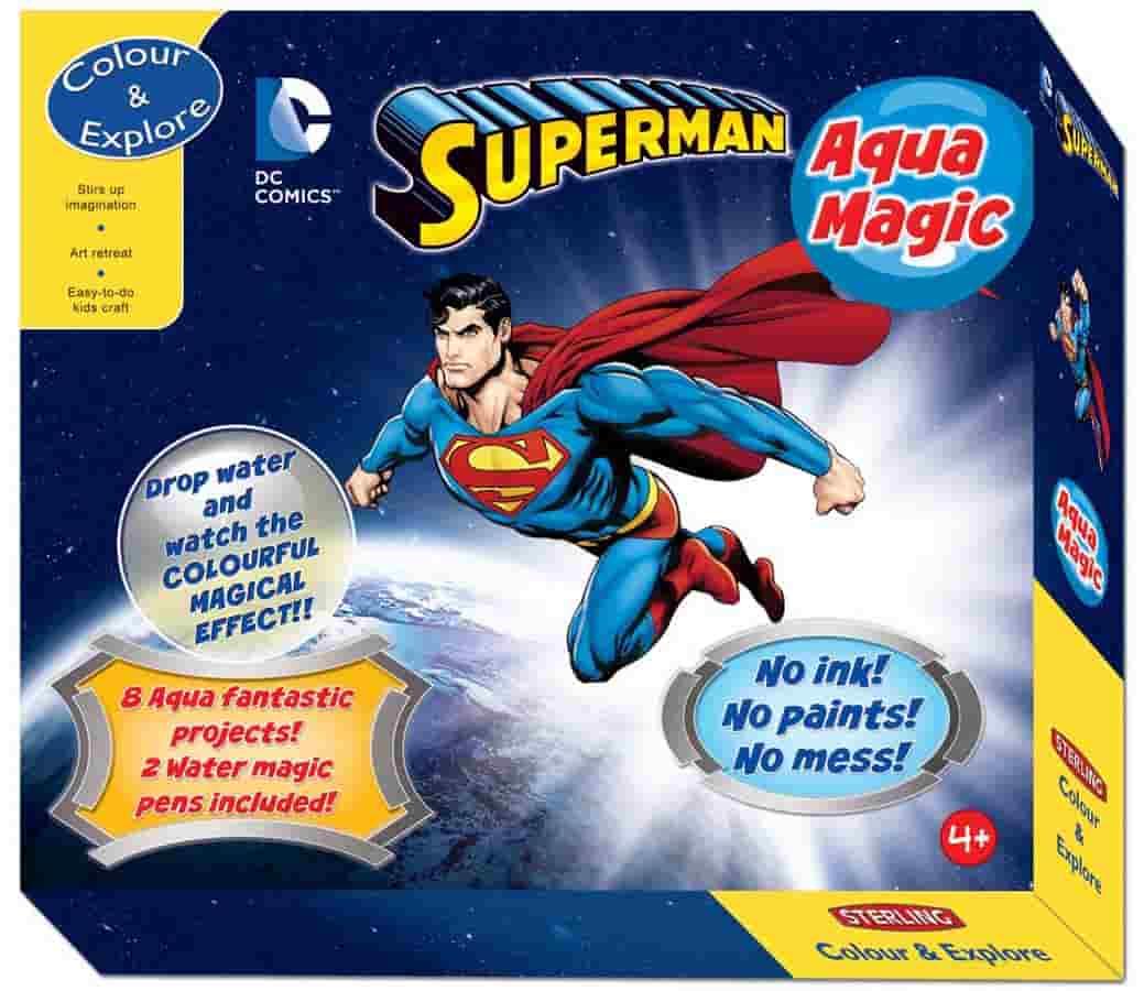 Aqua Magic Superman
