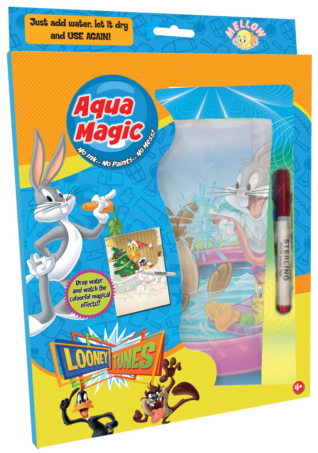 Aqua Magic Looney Tunes