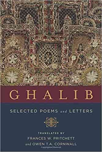 Ghalib – Selected Poems and Letters