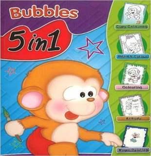 5 in 1 Bubbles
