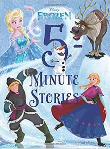 5-Minute Frozen Stories (5-Minute Stories)