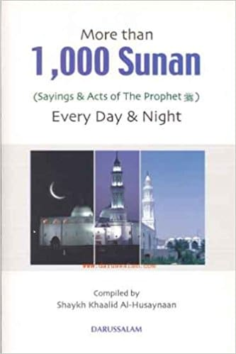 More Than 1,000 Sunan - Every Day & Night - Acceptable [USED] Condition